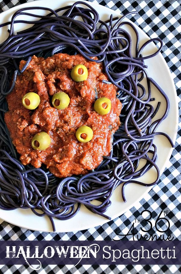 Halloween Recipes Dinner  SPOOKtacular Halloween Dinner Ideas