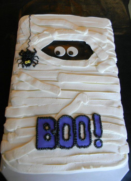 Halloween Sheet Cakes  204 Best images about Halloween Cakes on Pinterest