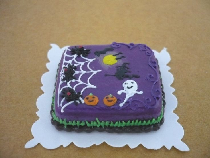 Halloween Sheet Cakes  67 best Halloween sheet cakes images on Pinterest