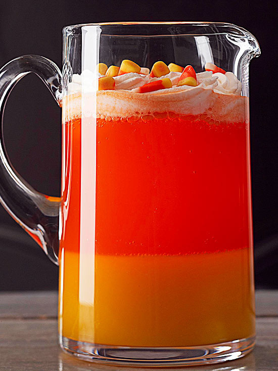 Halloween Shot Drinks  Halloween Drink & Punch Recipes from Better Homes and Gardens