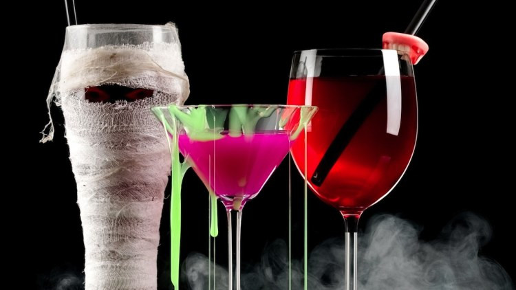 Halloween Shots And Drinks  Best Halloween Drinks Cocktails & Shots Recipes s
