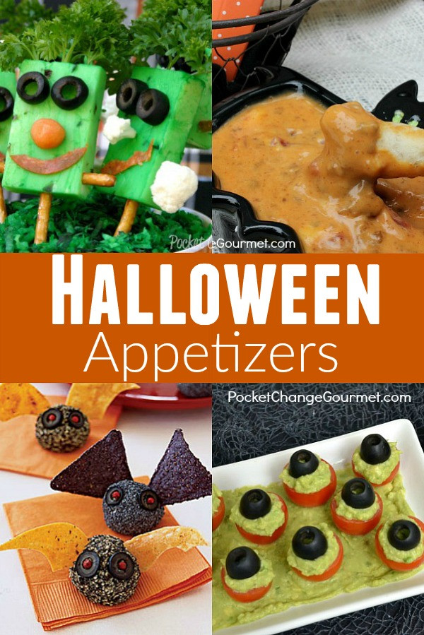 Halloween Side Dishes  Halloween Party Food Recipes Recipe