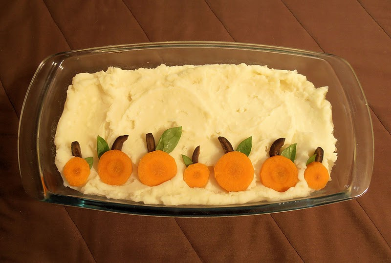 Halloween Side Dishes  My Creative Stirrings Easy Fall Halloween Casserole or