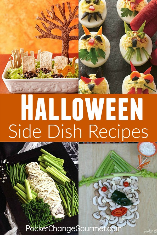 Halloween Side Dishes For Parties  Halloween Party Food Recipes Recipe