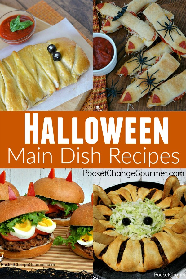 Halloween Side Dishes For Parties  Halloween Party Food Recipes