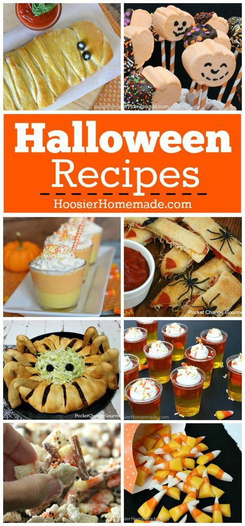 Halloween Side Dishes For Parties  17 Best images about Fall on Pinterest