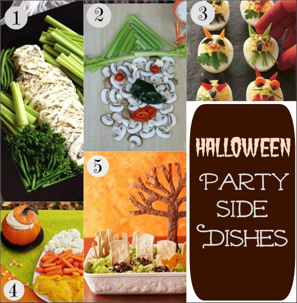 Halloween Side Dishes  Halloween Party Food
