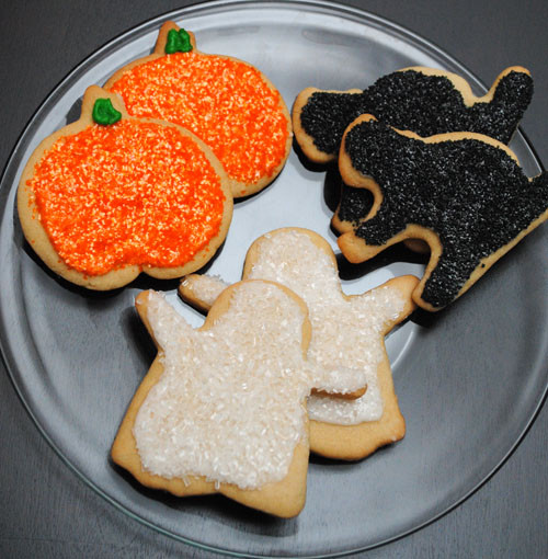 Halloween Sugar Cookies Recipes  Halloween Sugar Cookies Recipe Originals