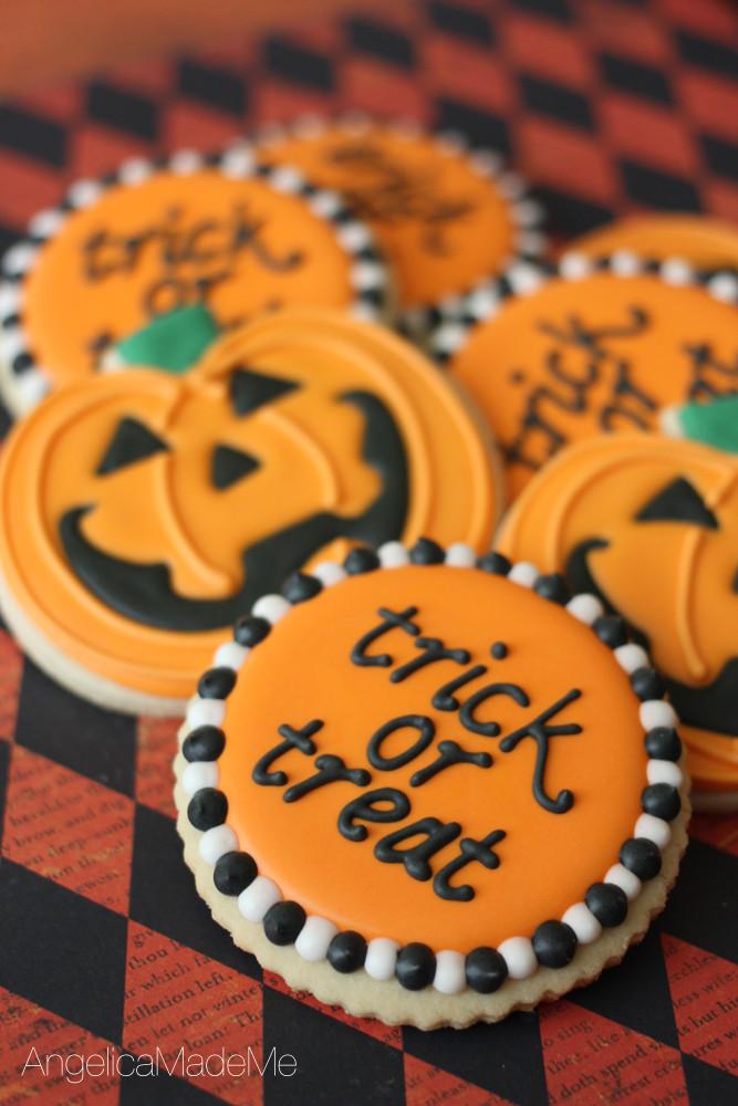Halloween Sugar Cookies Recipes  cookies Archives AngelicaMadeMeAngelicaMadeMe