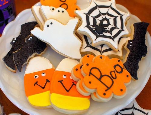 Halloween Sugar Cookies Recipes  Halloween Cookies