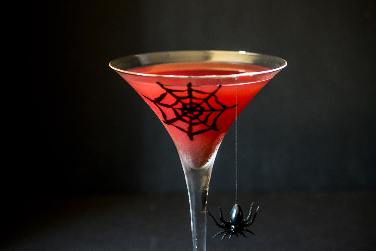Halloween Tequila Drinks  Halloween blood orange martini Culinary Ginger