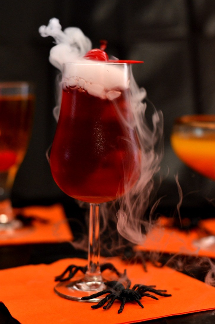 Halloween Tequila Drinks  11 Halloween Party Hacks That Will Bring The Dead To Life