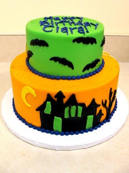 Halloween Themed Birthday Cakes  Halloween Birthday Cakes Halloween Cakes Halloween Party