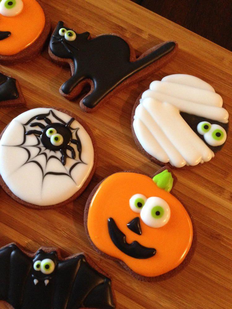 Halloween Themed Cookies  Halloween Cookies Cookie Connection
