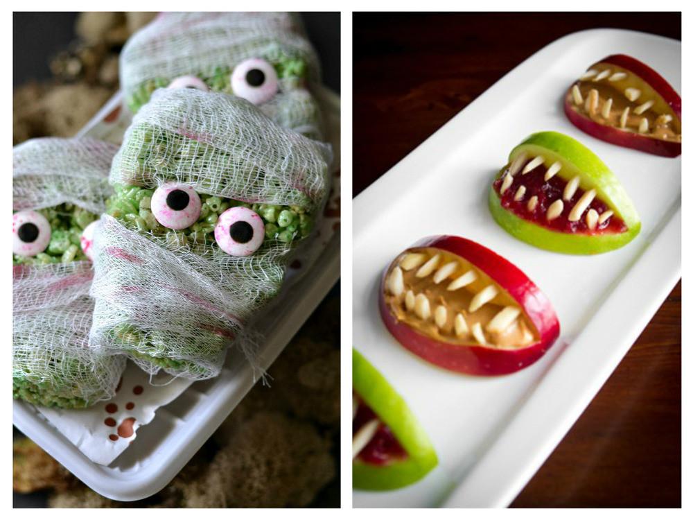 Halloween Vegetarian Recipes  Spooktacular Vegan Halloween Treats – The Flaming Vegan A