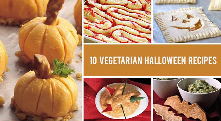 Halloween Vegetarian Recipes  10 Spooky and Fun Ve arian Halloween Recipes