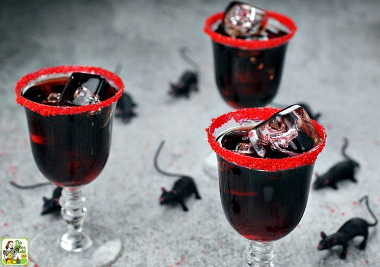 Halloween Vodka Drinks  Searching for spooky Halloween cocktail ideas Try a Dead