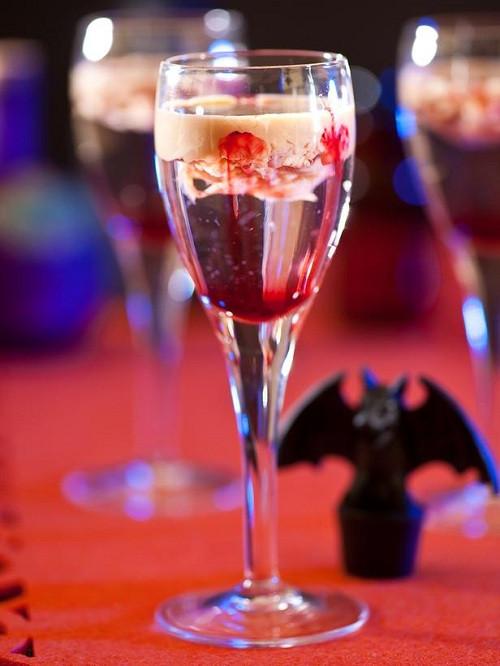 Halloween Vodka Drinks  September 2012