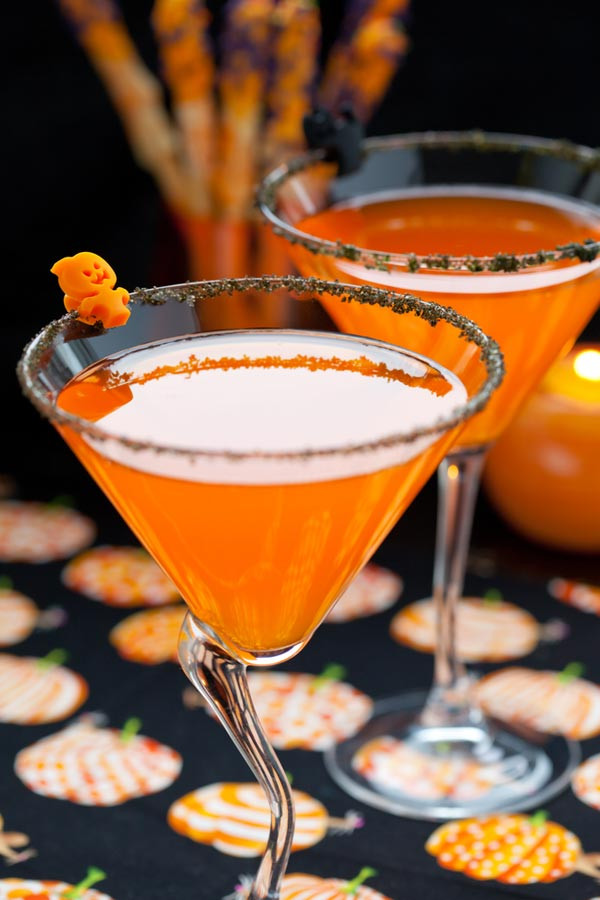 Halloween Vodka Drinks  Four Spooky Cocktails for Halloween
