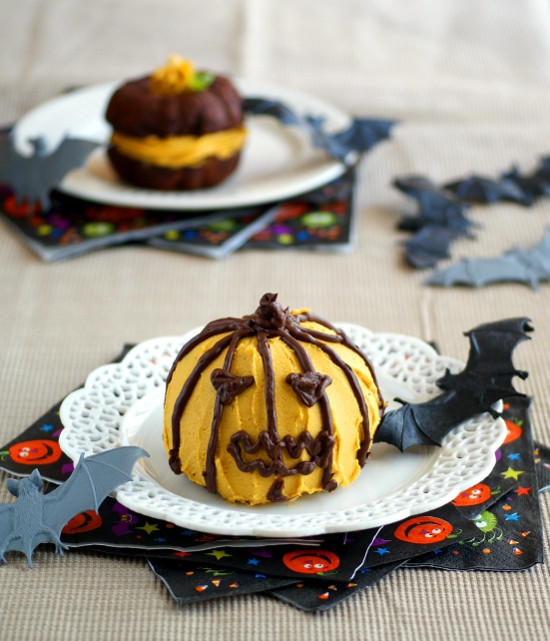 Halloween Whoopie Pies  Let s Make Some Whoopee Pies without Refined Sugar