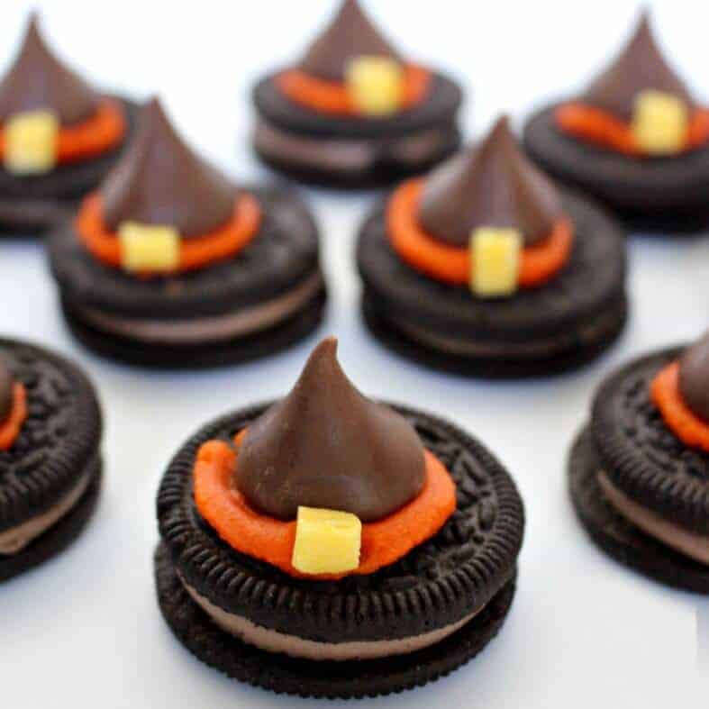 Halloween Witch Hat Cookies  Easy Halloween Treats for Your Classroom Parties Page 2