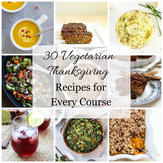 Happy Thanksgiving Vegetarian  30 Ve arian Thanksgiving Recipes for Every Course