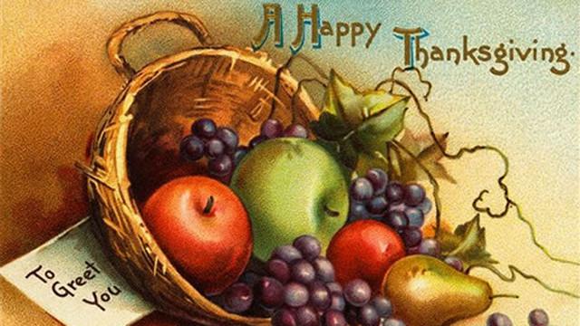 Happy Thanksgiving Vegetarian  Happy Thanksgiving