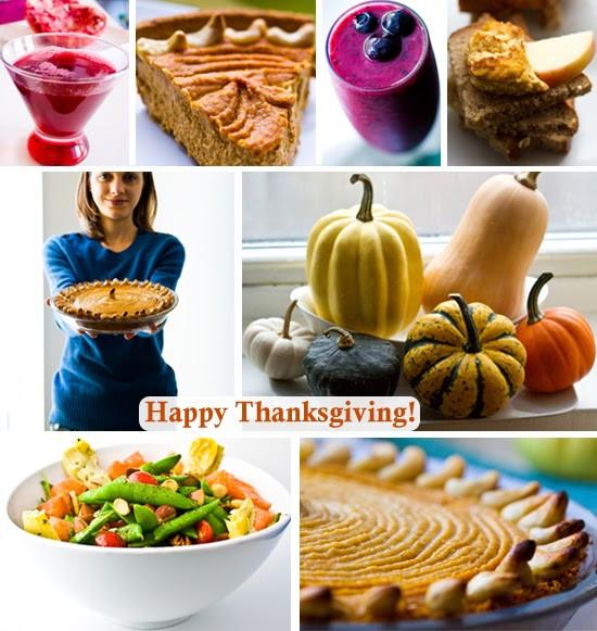 Happy Vegan Thanksgiving  Happy Vegan Thanksgving Vegan Recipe