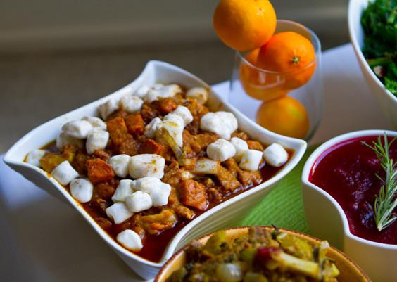 Happy Vegan Thanksgiving  Healthy Happy Vegan Thanksgiving 2011 Vegan Recipe