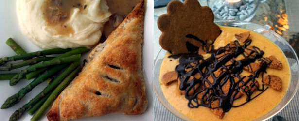 Happy Vegan Thanksgiving  Vegan puff pastry recipes — Vegangela