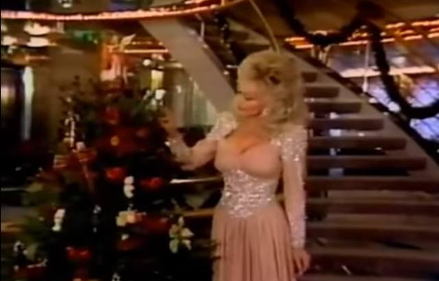 """Hard Candy Christmas By Dolly Parton  Dolly Parton's """"Hard Candy Christmas"""" Is the Real as Hell"""