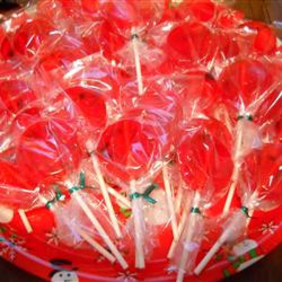 Hardrock Candy Christmas  Hard Rock Candy Recipe
