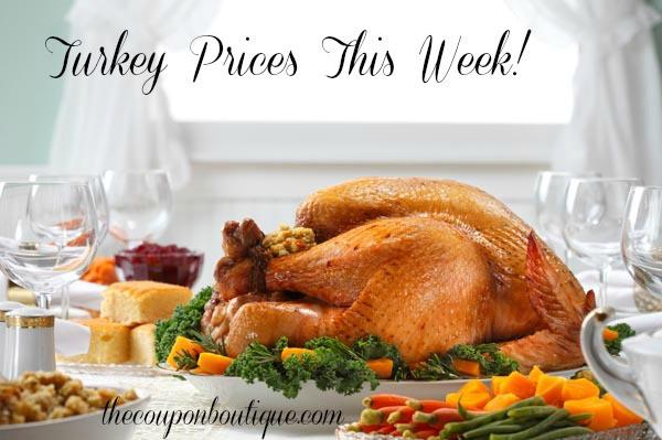 Harris Teeter Thanksgiving Dinner  Grocery Store Deals