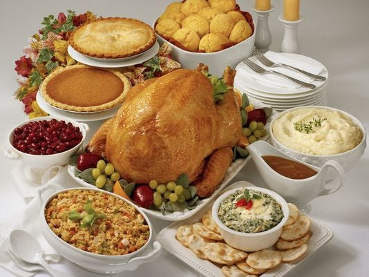 Harris Teeter Thanksgiving Dinner  Homemade Thanksgiving gives way to easy takeout