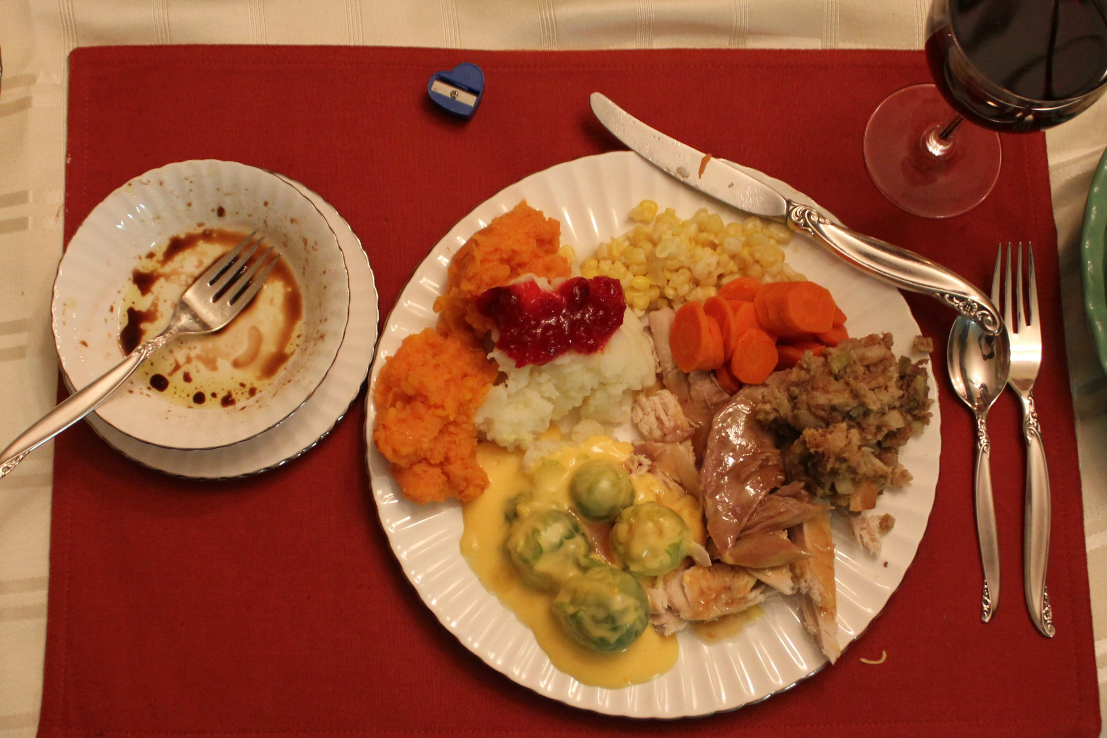 Heb Thanksgiving Dinner 2019  Do Yorkshire puddings belong in a Christmas dinner