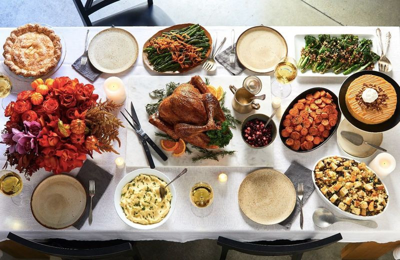Heb Thanksgiving Dinner 2019  Chef Created Thanksgiving Meal Kits thanksgiving meal kit