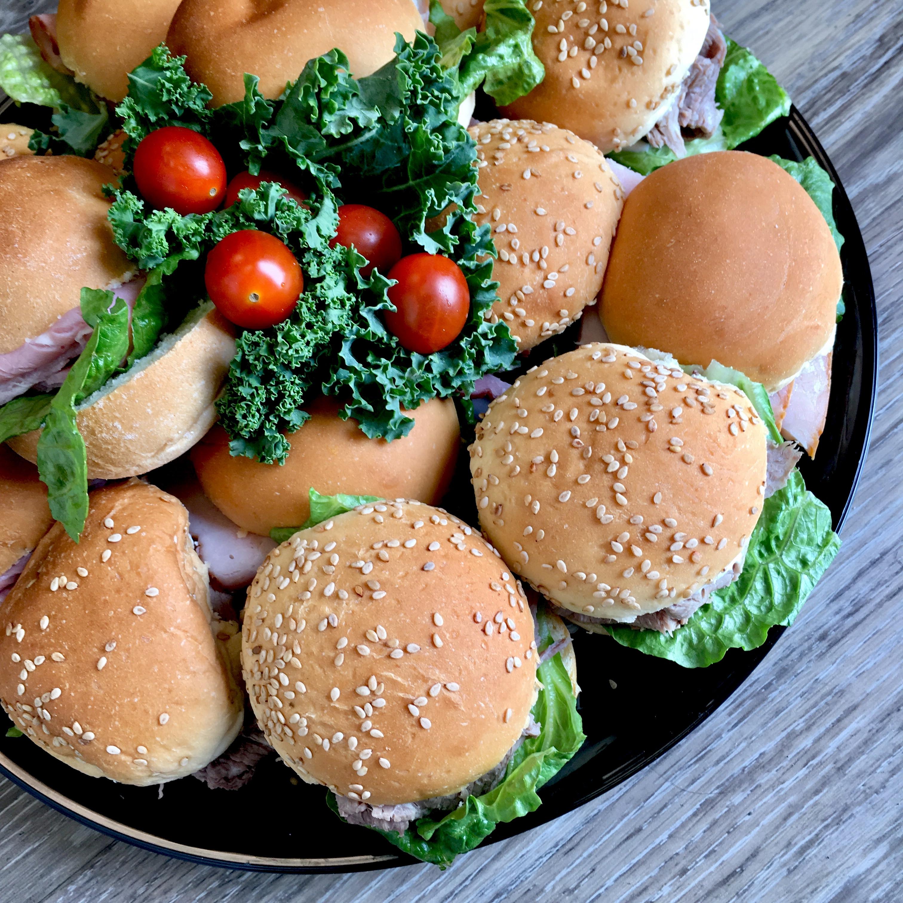 Heb Thanksgiving Dinner 2019  Dollar Sandwich Tray The Art of Entertaining The Art of