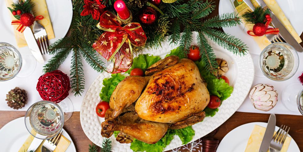 Heb Thanksgiving Dinner 2019  Top 10 Christmas Dinners and Buffets in Singapore in 2018