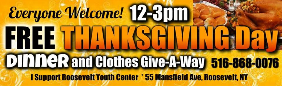 Heb Thanksgiving Dinner 2019  Free Thanksgiving Dinner and Free Clothing Give A Way
