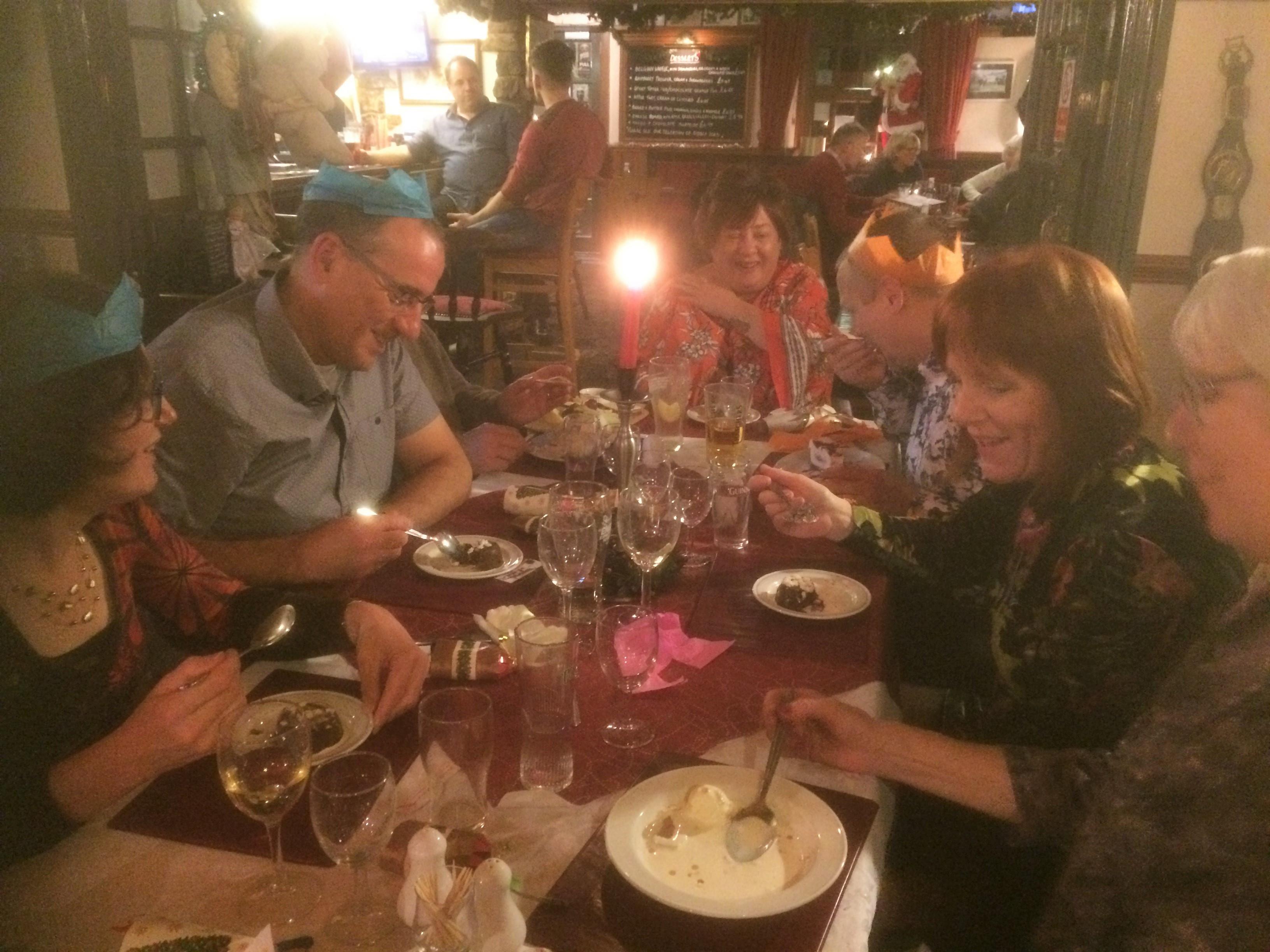Heb Thanksgiving Dinner 2019  CMCCC Christmas Dinner 2016