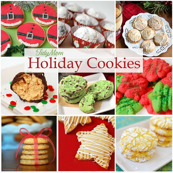 Holiday Baking Ideas Christmas  Holiday Cookies a Christmas Family Tradition