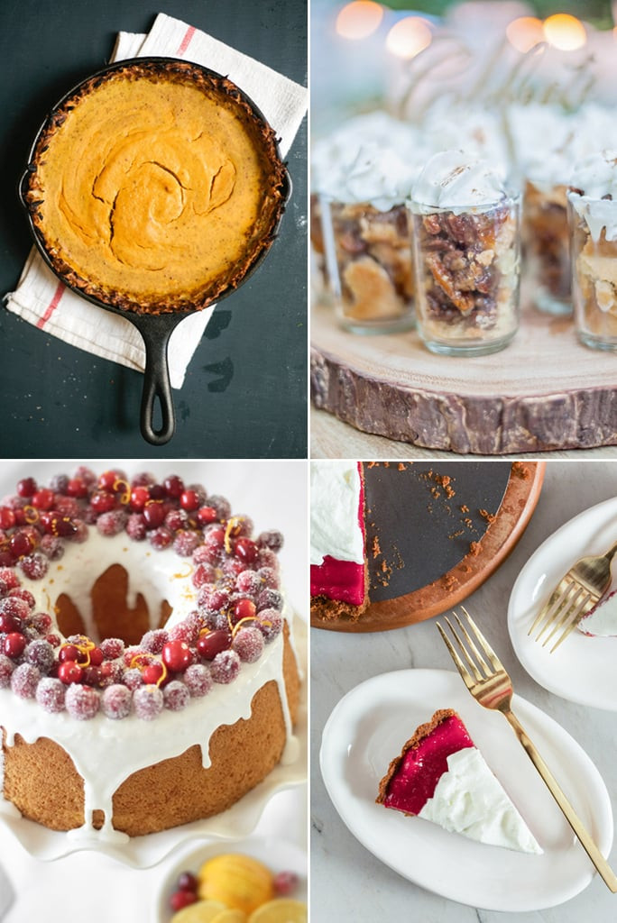 Holiday Desserts Thanksgiving  Unique Thanksgiving Dessert Recipes