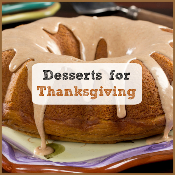 Holiday Desserts Thanksgiving  Desserts for Thanksgiving 6 Holiday Cake Recipes
