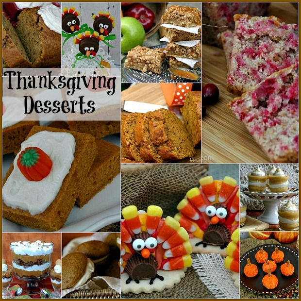 Holiday Desserts Thanksgiving  98 best images about Holiday Ideas on Pinterest