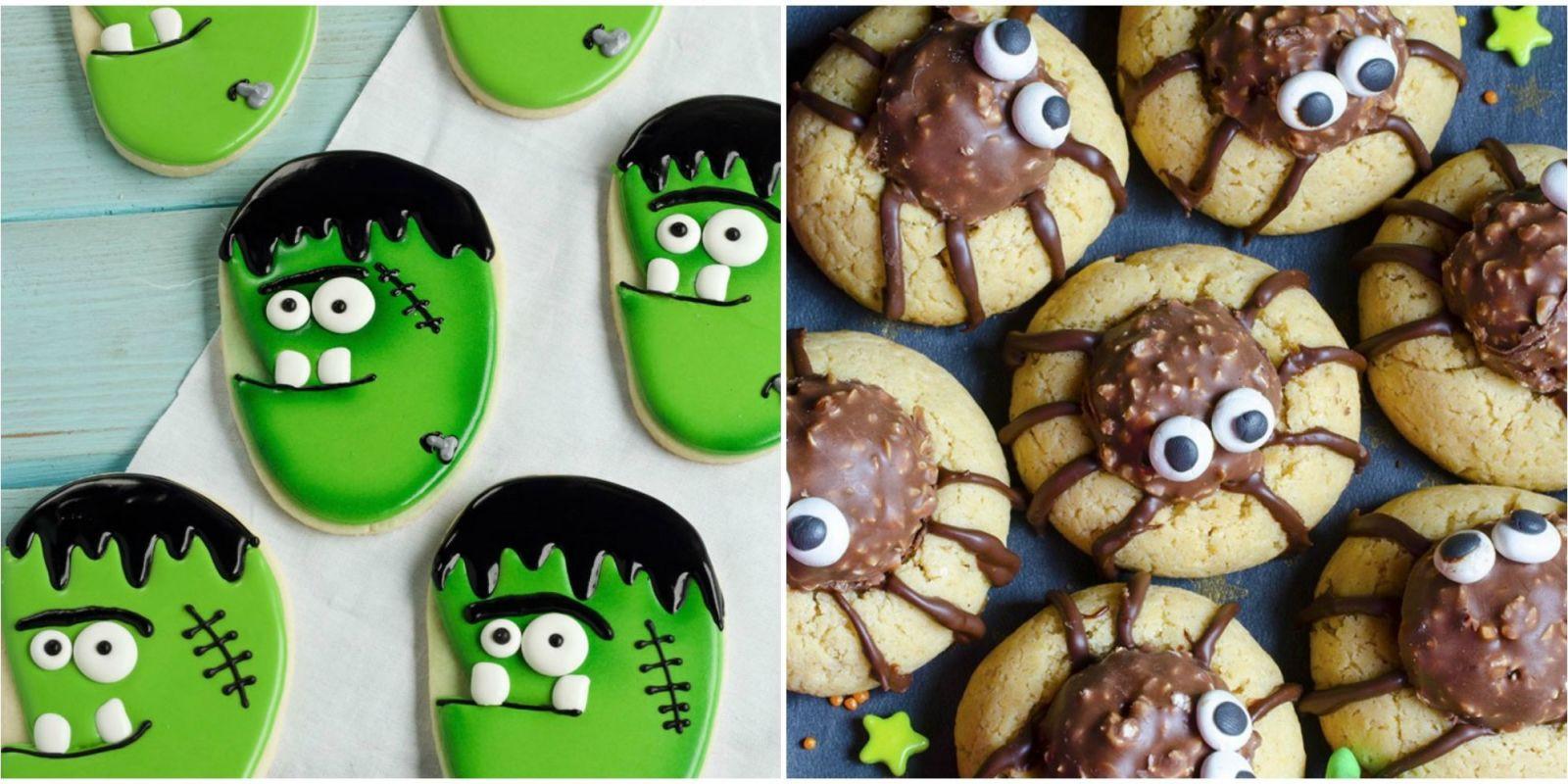 Home Made Halloween Cookies  26 Homemade Halloween Cookie Ideas Recipes & Decorating