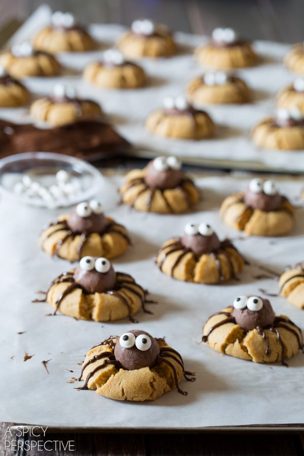 Home Made Halloween Cookies  Halloween Best Treats and Recipes The 36th AVENUE