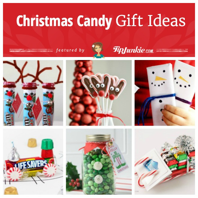 Homemade Christmas Candy Gifts  12 Homemade Christmas Candy Gifts [Easy] – Tip Junkie