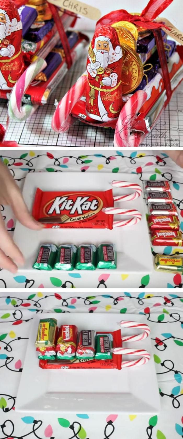 Homemade Christmas Candy Gifts  Best 25 Cute christmas ts ideas on Pinterest