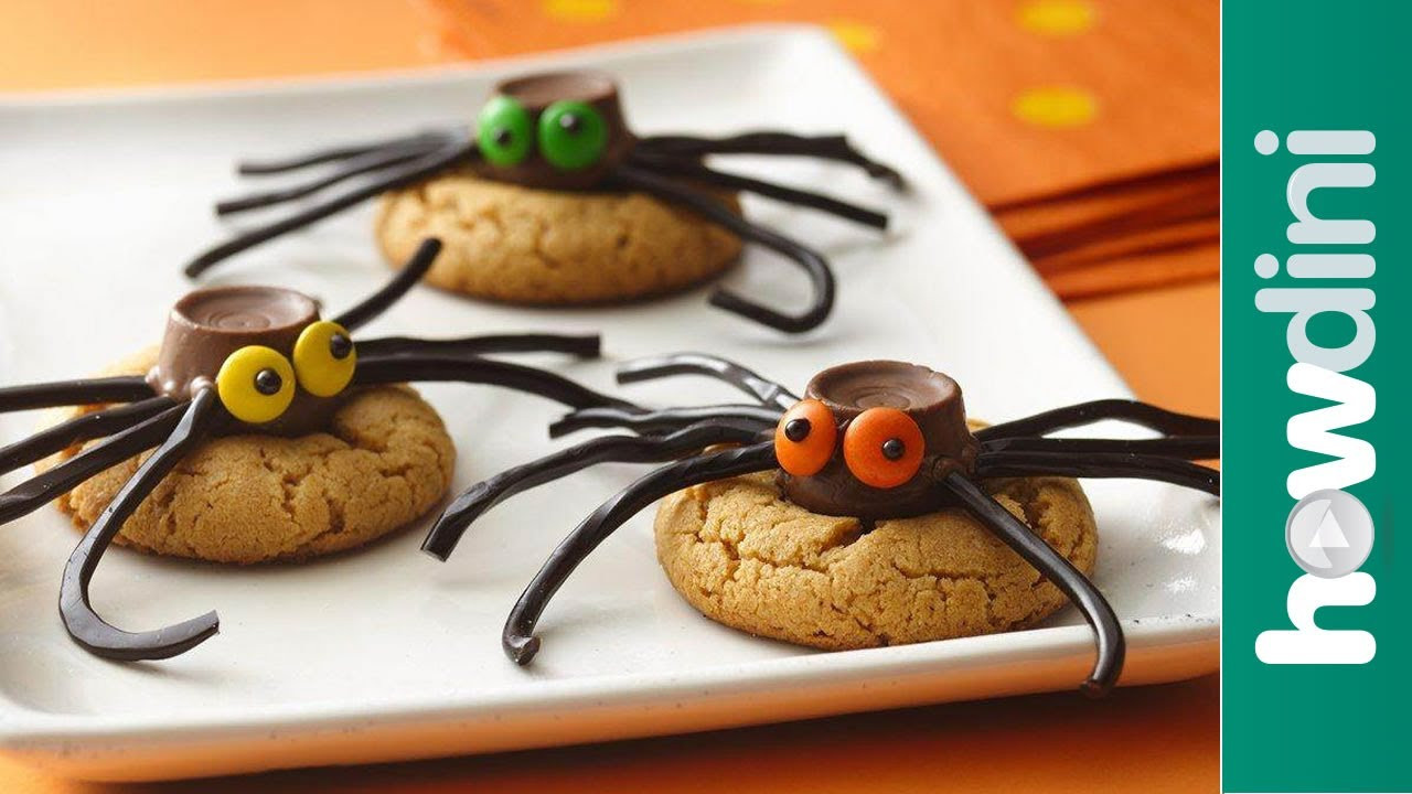 Homemade Halloween Cookies  How to Make Cookies