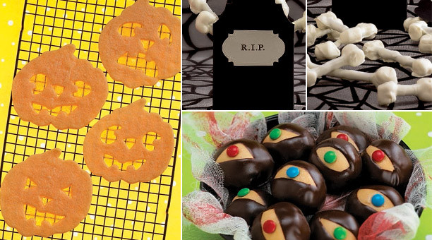 Homemade Halloween Cookies  Kid Friendly Halloween Recipes and Tips Halloween